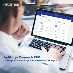 PPK do ERP Comarch Optima
